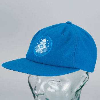 Post Details Unstructured 6 Panel Hat Jade