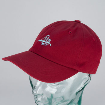Severn 1966 1.0 Dad Hat Maroon