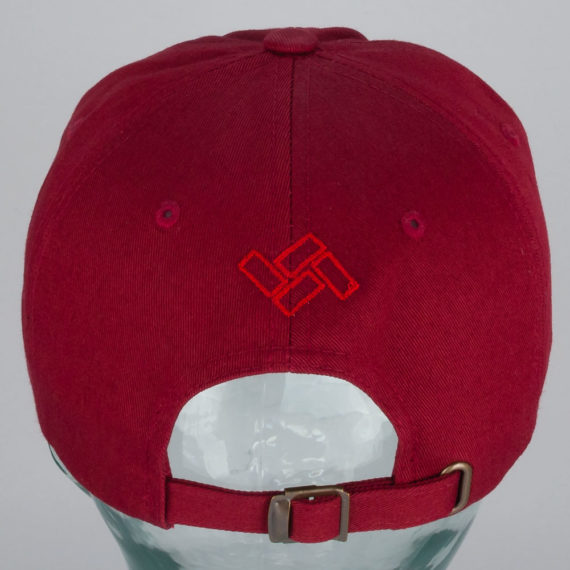 Severn 1966 1.0 Dad Hat Maroon