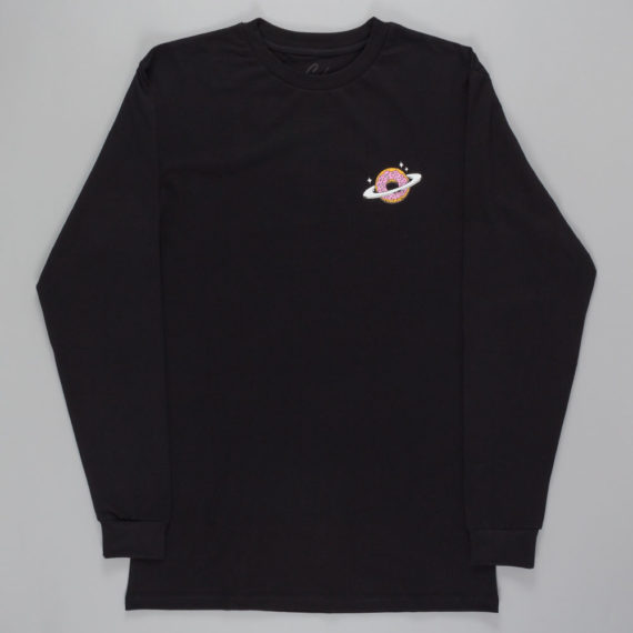 Skateboard Cafe Planet Donut Long Sleeve T-shirt