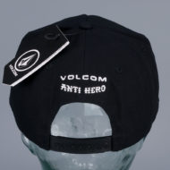 Volcom x Anti Hero Descend Cap Black