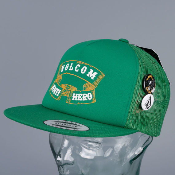 Volcom x Anti Hero Pin Patron Cap Kelly