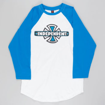 Independent Trucks Bar Cross Raglan T-Shirt