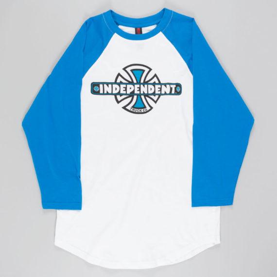 Independent Trucks Bar Cross Raglan T-Shirt