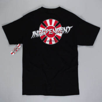 Independent Hosoi T-Shirt Black