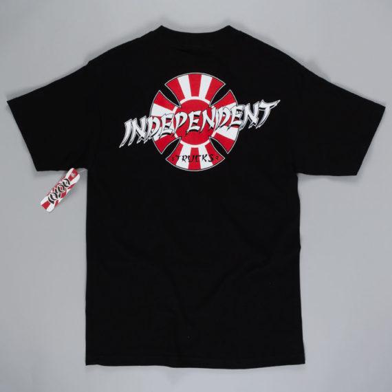 Independent Hosoi T-Shirt Black