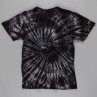 Santa Cruz FFY T-Shirt Tie Dye Black