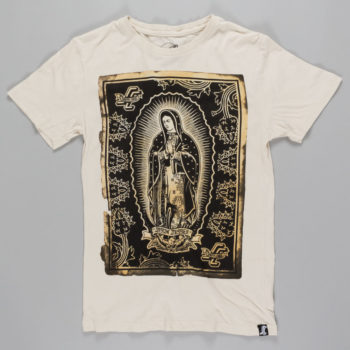 Santa Cruz Guadalupe T-Shirt Vintage White