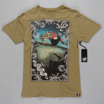 Santa Cruz Jesse Pray T-Shirt Desert