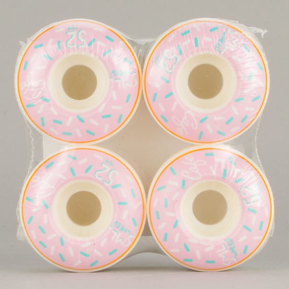 SML x Skateboard Cafe 52mm Regular Wheels