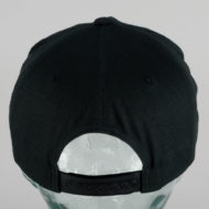 Brixton National Snapback Cap Black