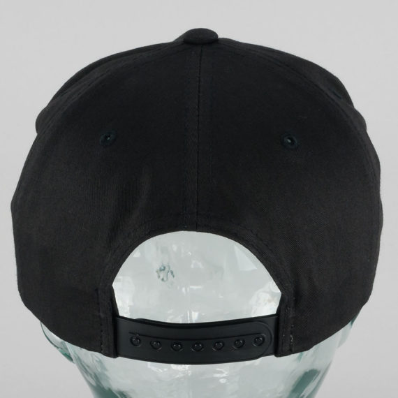 Brixton Maverick Snapback Cap Black