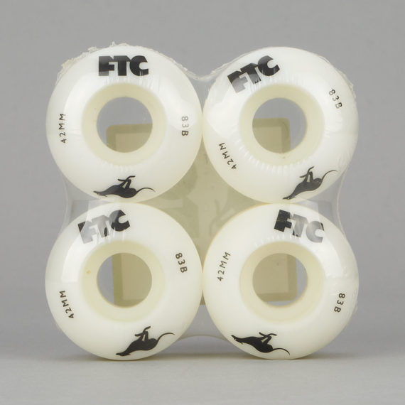Fast Wheel Company x FTC Wheels 42mm