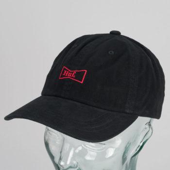 Huf Drink Up Strap Back Hat Black
