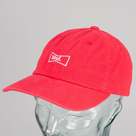 Huf Drink Up Strap Back Hat Red