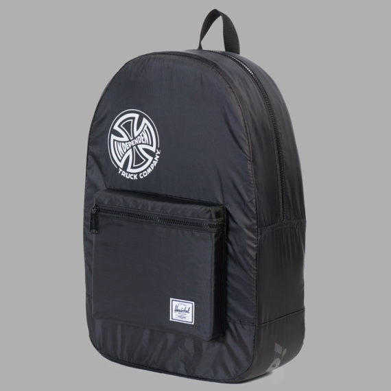 Herschel x Independent Packable Day Pack Backpack Black