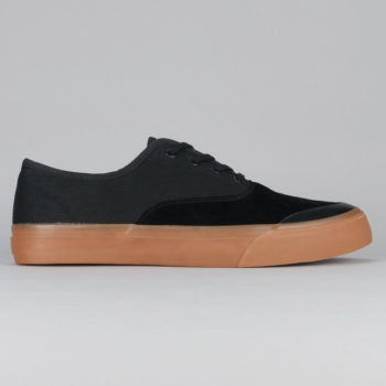 Huf Cromer Pro Shoes Black Gum