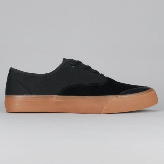 Huf Cromer Pro Shoes Black Gum