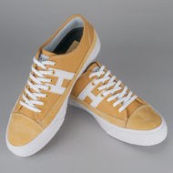 Huf Hupper 2 Lo Shoes Mustard