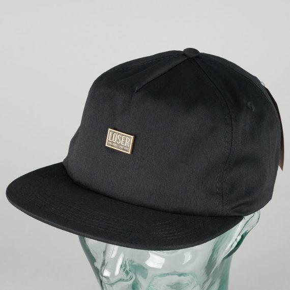 Loser Machine Dragway Hat Black