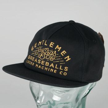 Loser Machine Pensacola Hat Black