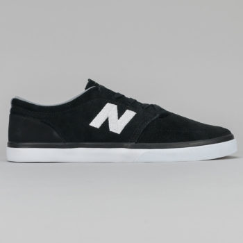 New Balance Numeric 345 Shoes Black White