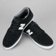 New Balance Numeric 345 Shoes Black White