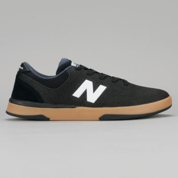 New Balance Numeric 533 Shoes Black Gum