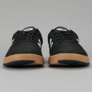 New Balance Numeric 533 Shoes Black Gum