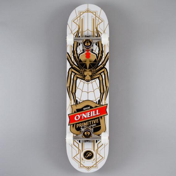 "Primitive Skateboards Shane O'Neill Complete 8.0"""