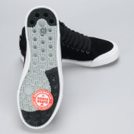 D.C. Shoes Evan Smith Hi Black White