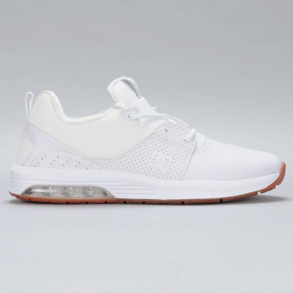 D.C. Heathrow IA Shoes White Gum