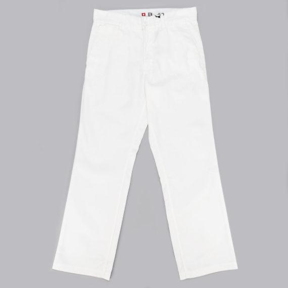 D.C. Core All Season Work Pants White