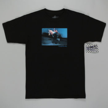 Krooked Skateboards Gonz Boner T-Shirt Black