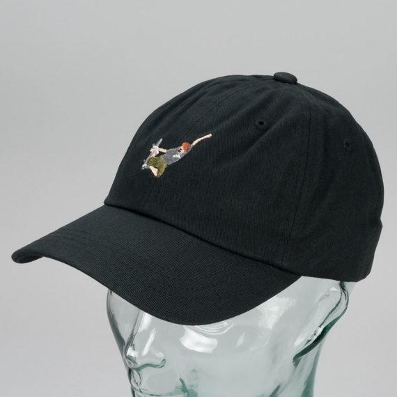 Lakai Carroll Dad Hat Black