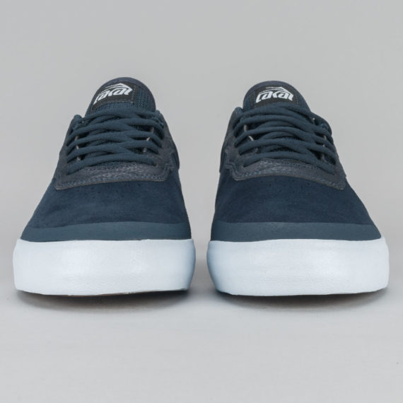 Lakai Staple Shoe Navy Suede