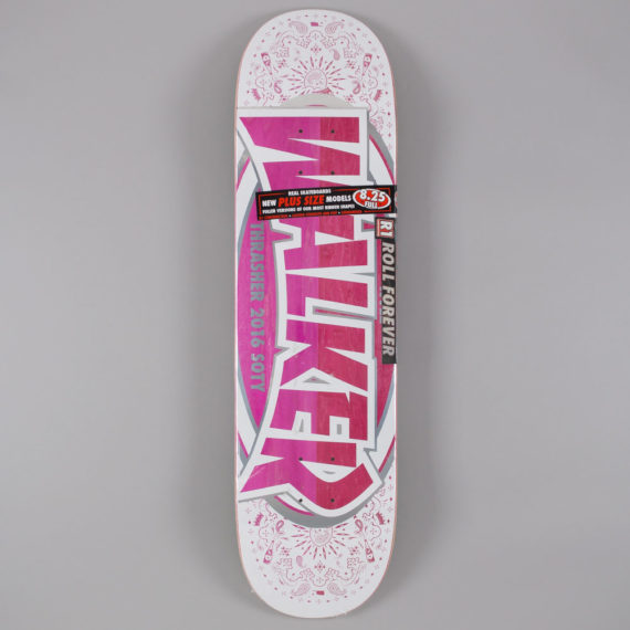 "Real Kyle Walker SOTY 2016 Deck 8.25"" Pink"