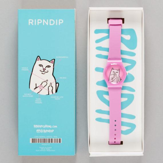 Rip'N'Dip Lord Nermal Watch Pink