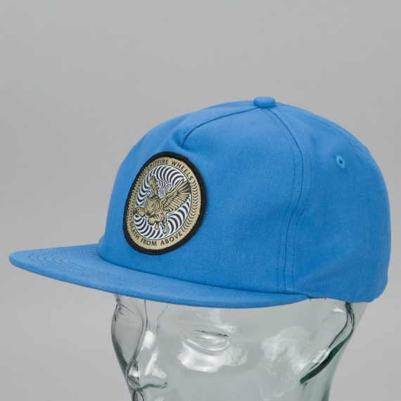 Spitfire Death From Above Snapback Hat Royal Blue