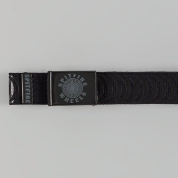 Spitfire Wheels Classic Belt Black