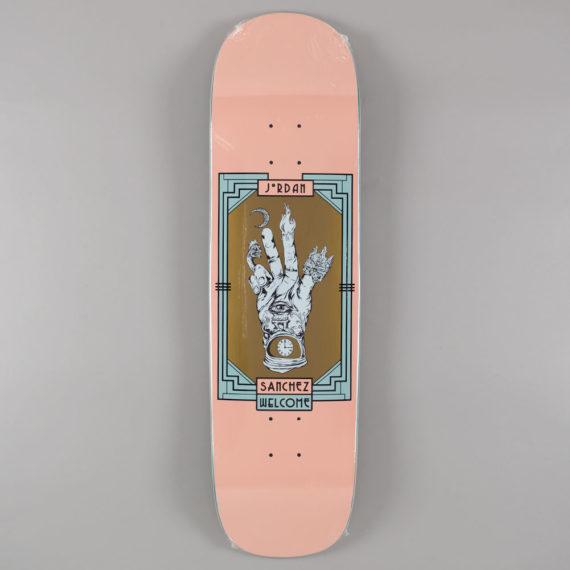 """Welcome Jordan Sanchez Philosopher's Hand Deck 8.75"""""""