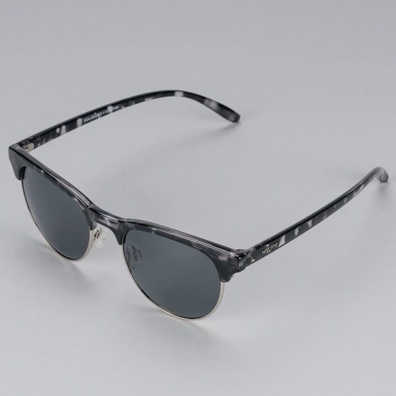 Nectar Sunglasses Griffin Polarised Black Tortoise