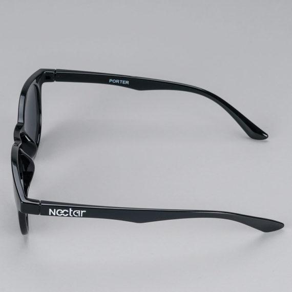Nectar Sunglasses Porter Polarised Black
