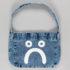 Polar Happy Sad Tote Bag Denim