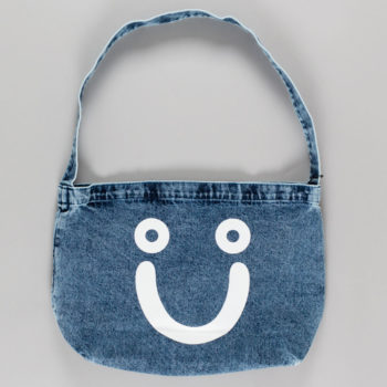 Polar Happy Sad Tote Bag Denim