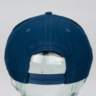 Polar Skateboards Stroke Logo Cap Navy
