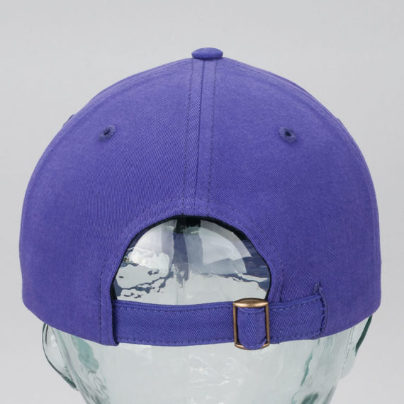 Polar Skateboards Wavy Skater Cap Purple