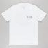 Polar Skateboards Fill Logo T-Shirt White