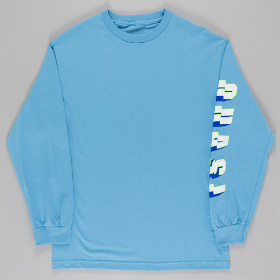 Quasi Prix Long Sleeve T-Shirt Carolina Blue