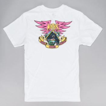 Santa Cruz Natas Panther T-Shirt White